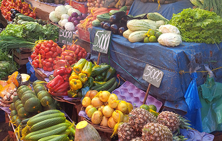 paraguay asuncion gemuesemarkt