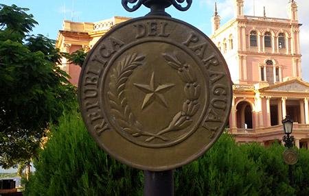 paraguay asuncion president residence
